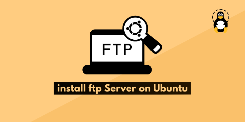 How to install ftp server on Ubuntu 20.04